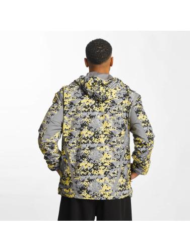 CHABOS IIVII Herren Übergangsjacke Zip in camouflage