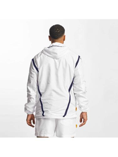 CHABOS IIVII Herren Übergangsjacke Half Zip in weiß