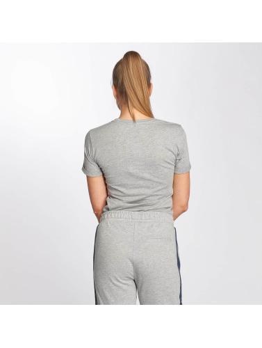 Camiseta Athletics in gris Mujeres Champion Crewneck qEwdPqC