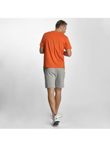 Champion Athletics Hombres Camiseta Bryant Park in naranja