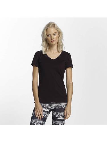 Champion Athletics Mujeres Camiseta Pipe in negro