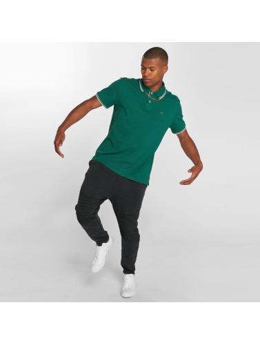Champion Athletics Hombres Camiseta polo Polo in verde