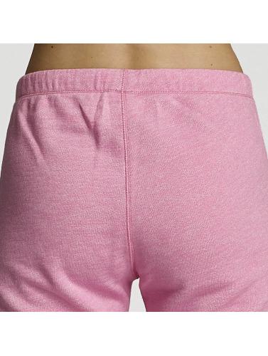 Champion Athletics Damen Jogginghose Elastic Cuff in pink