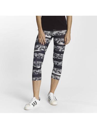 Champion Athletics Damen Legging Digital in schwarz