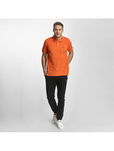 Champion Athletics Herren Poloshirt Metropolitan in orange