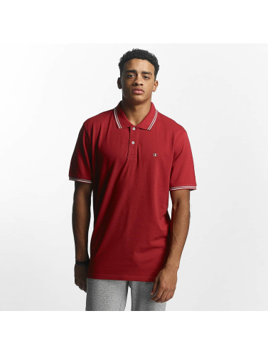 Champion Athletics Herren Poloshirt Metropolitan in rot