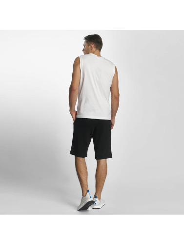 Champion Athletics Herren Shorts Long Bermuda in schwarz