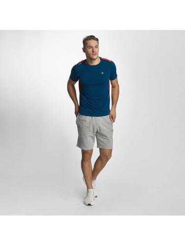 Champion Athletics Herren T-Shirt Freedom in blau