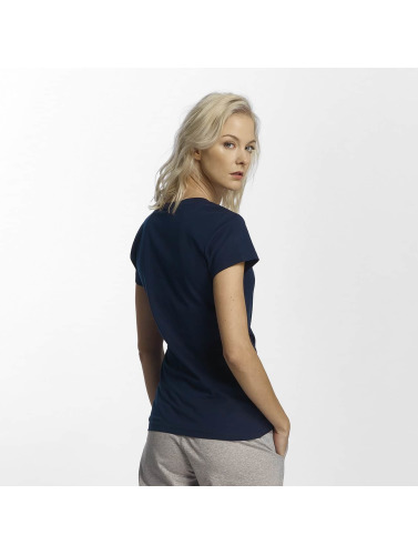 Champion Athletics Damen T-Shirt NYC in blau