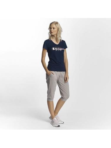 Suche Nach Günstiger Online Auslass Champion Athletics Damen T-Shirt NYC in blau Frei Versendende Qualität Niedriger Preis xhQ198NM8E