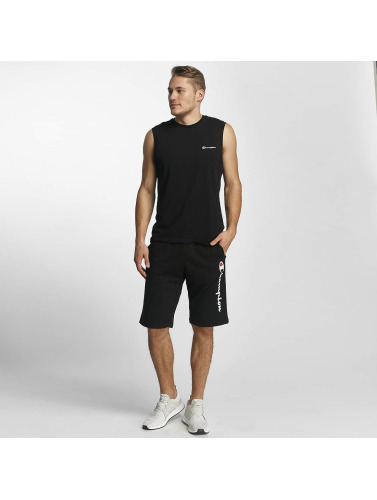 Champion Athletics Herren T-Shirt Sleeveless in schwarz