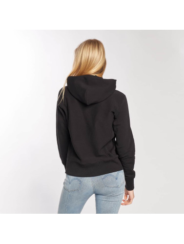 Champion Damen Hoody Classic in schwarz