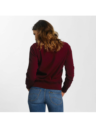 Champion Damen Pullover Basic in rot