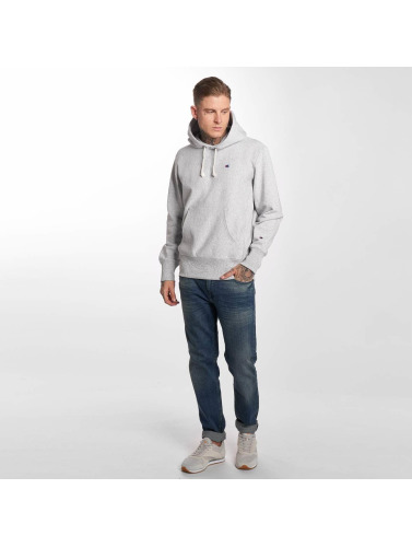 Champion Hombres Sudadera Basic in gris
