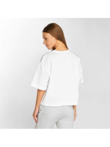 Champion Damen T-Shirt Oversize in weiß