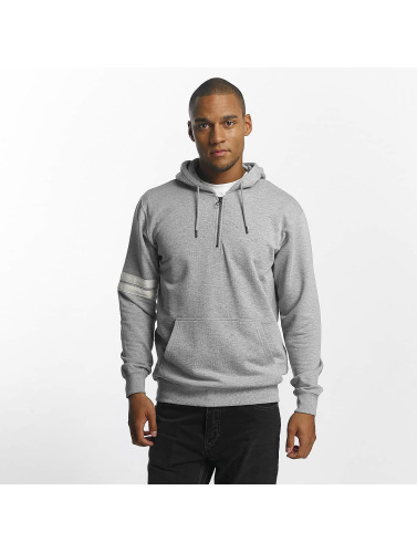 Cleptomanicx Herren Hoody Deck in grau