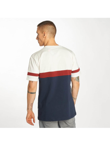 Cleptomanicx Herren T-Shirt Nautic TS Basic in weiß