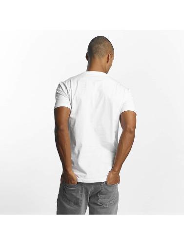 Cleptomanicx Herren T-Shirt 91 Basic in weiß