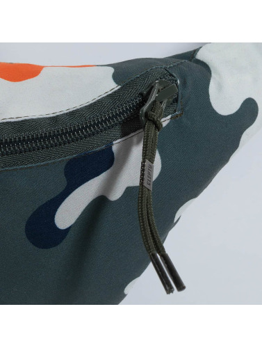 Cleptomanicx Tasche Allover in camouflage