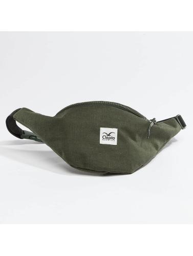 Cleptomanicx Tasche Hemp in olive