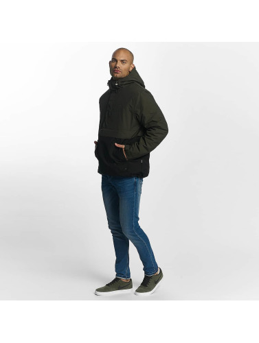 Cleptomanicx Herren Winterjacke City in olive
