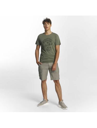 Rabatt Browse Columbia Herren T-Shirt Mosstone Heather in olive Spielraum Online Empfehlen Günstig Online Auf Der Suche Nach nDmSKa