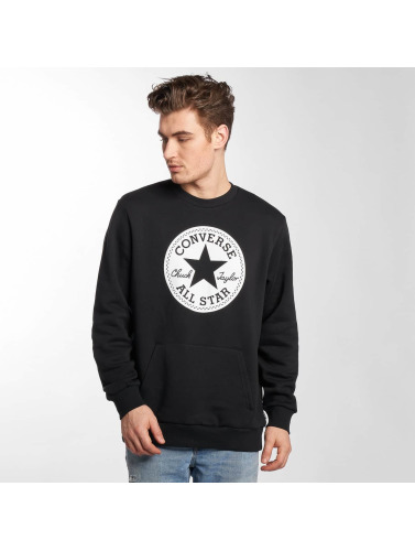 Converse Hombres Jersey Chuck Patch Graphic in negro