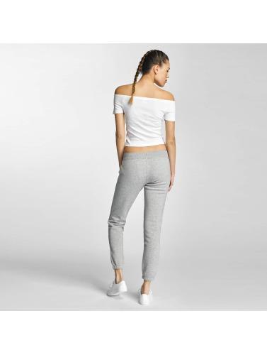 Converse Damen Jogginghose Core Slim in grau