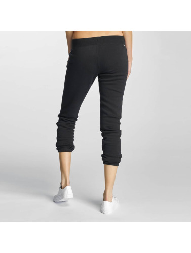 Converse Mujeres Pantalón deportivo Core Slim in negro