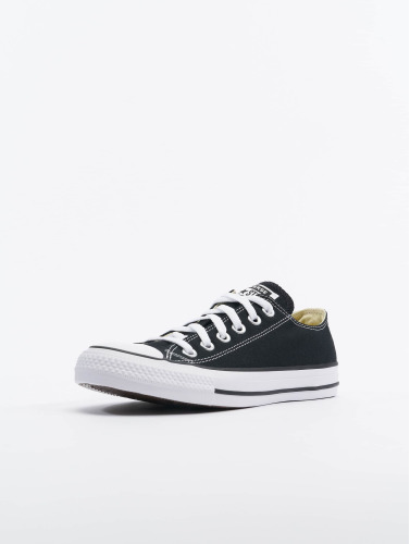 Converse Sneaker All Star Ox Canvas Chucks in schwarz