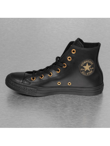 Converse Damen Sneaker Chuck Taylor All Star Hi in schwarz