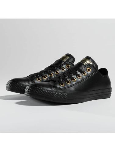 Converse Damen Sneaker Ox in schwarz
