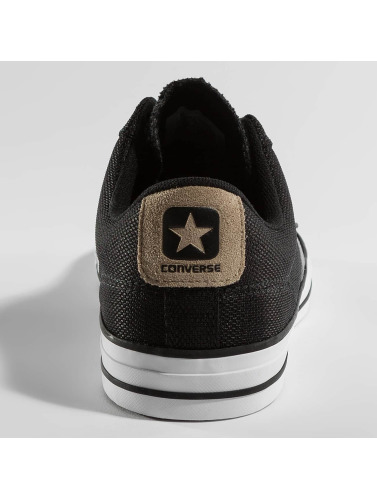 Converse Sneaker Star Player in schwarz