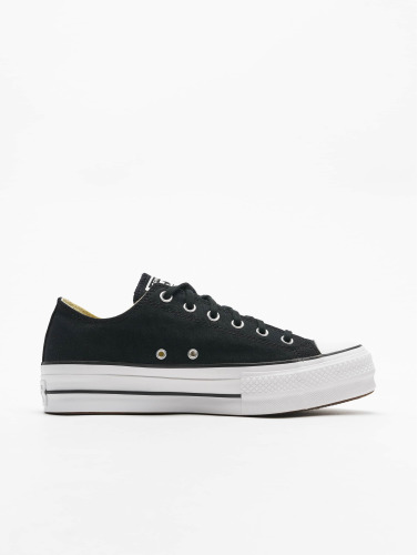 Converse Damen Sneaker Chuck Taylor All Star Lift OX in schwarz