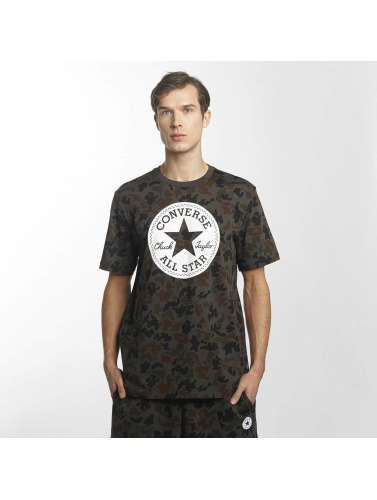 Converse Herren T-Shirt Chuck Patch in camouflage