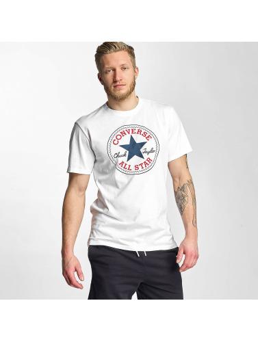 Converse Herren T-Shirt Core Chuck in weiß