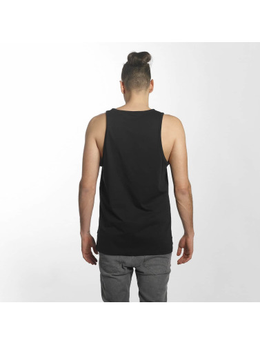 Converse Hombres Tank Tops Chuck Patch in negro