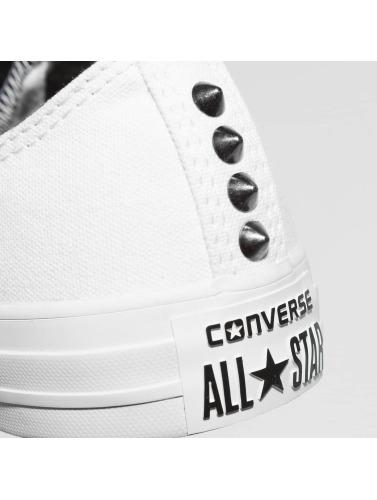 Converse Mujeres Zapatillas de deporte Chuck Taylor All Star Ox in blanco