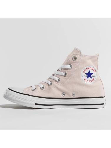 Converse Mujeres Zapatillas de deporte Chuck Taylor All Star Hi in rosa