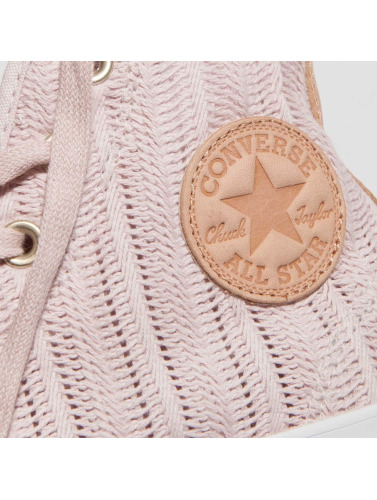 Converse Mujeres Zapatillas de deporte CTAS High in rosa