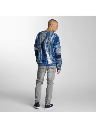 klaring autentisk Coogi Hombres Jersey Lappeteppe I Azul rimelig topp kvalitet beste billige online ZHvurXj5ow
