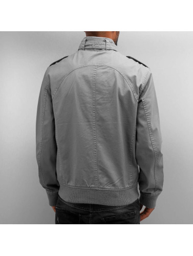 Cordon Hombres Chaqueta de entretiempo Trace in gris