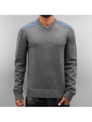 Cordon Hombres Jersey Wayde in gris