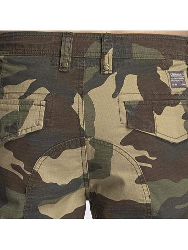 Cordon Herren Shorts Chaz in camouflage