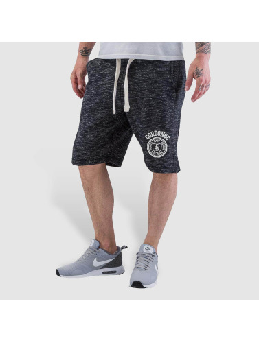 Cordon Herren Shorts Piero in schwarz
