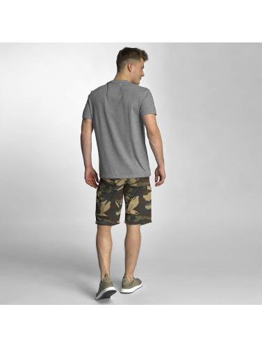 Cordon Herren T-Shirt Jens in grau