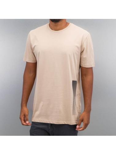 Skadeverk Hombres Camiseta Anstendig I Beis nedtelling pakke mange stiler utløp lav kostnad autentisk billig pris i Kina fcmTyq