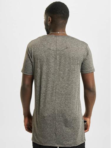 Criminal Damage Hombres Camiseta Bane in gris