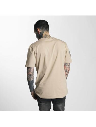 Nicekicks Günstigen Preis Geschäft Criminal Damage Herren T-Shirt Insignia in beige Rabatt Billige Usa Händler Neuesten Kollektionen Günstiger Preis P7cjqcGZEh