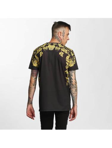 Criminal Damage Herren T-Shirt Giovanni in schwarz